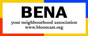 Bloor East Neighbourhood Association Logo